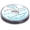 Stretch Bead Cord 1mm Black